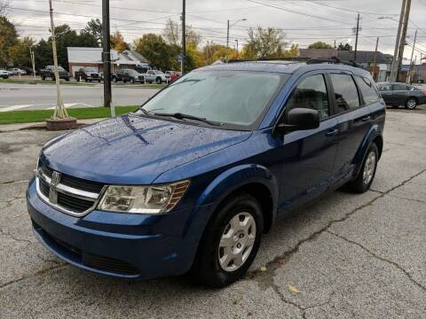2010 Dodge Journey for sale at Richland Motors in Cleveland OH