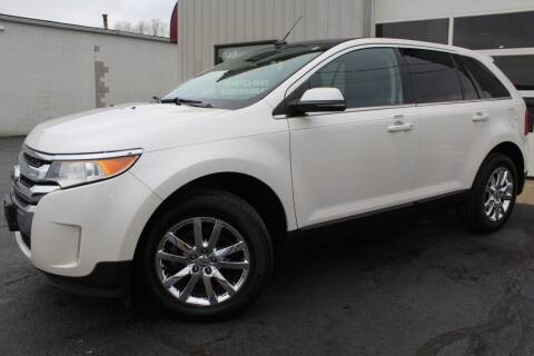 2013 Ford Edge for sale at Platinum Motors LLC in Reynoldsburg OH