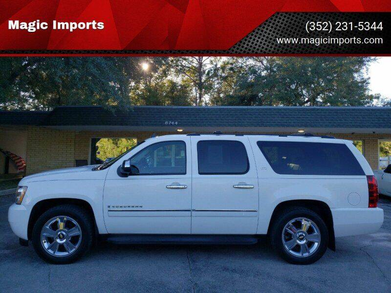2009 Chevrolet Suburban for sale at Magic Imports in Melrose FL