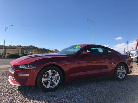 2020 Ford Mustang for sale at 1st Quality Motors LLC in Gallup NM