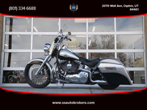 2003 Harley-Davidson FLSTCI Heritage Classic for sale at S S Auto Brokers in Ogden UT