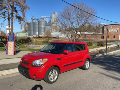 2010 Kia Soul for sale at Retro Classic Auto Sales in Fairfield WA