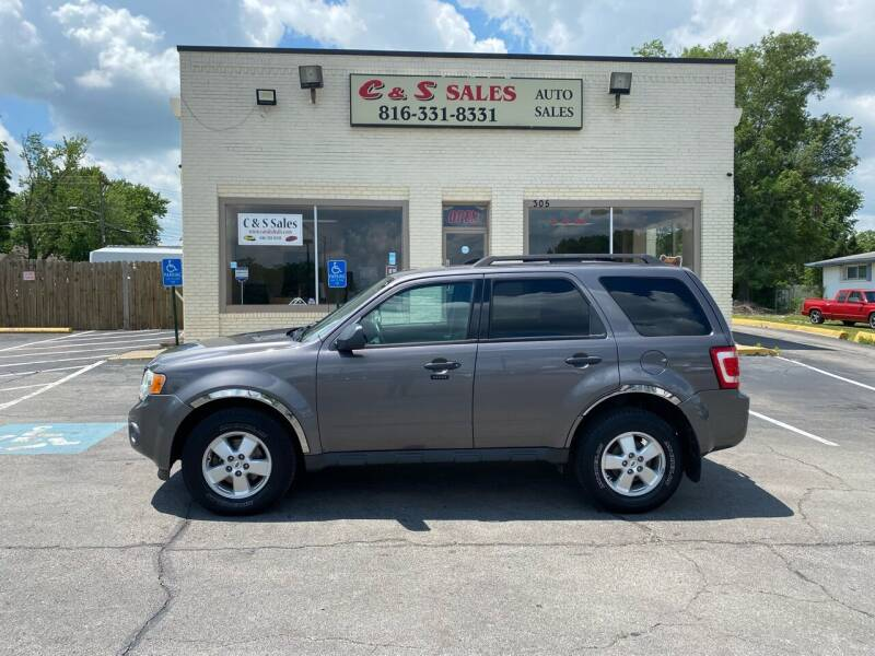 2012 Ford Escape for sale at C & S SALES in Belton MO