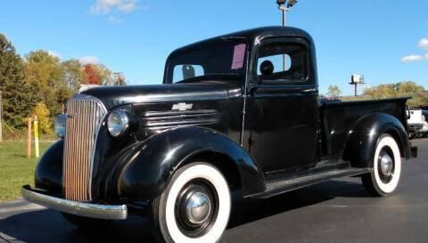 1937 Chevrolet SINGLE for sale at Hilltop Auto in Clare MI