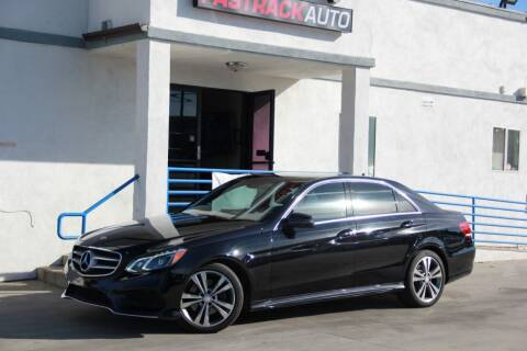 2014 Mercedes-Benz E-Class for sale at Fastrack Auto Inc in Rosemead CA