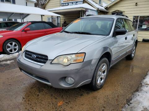 2007 Subaru Outback for sale at Auto Town Used Cars in Morgantown WV