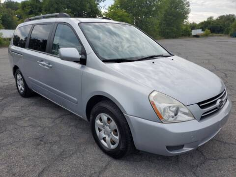 2006 Kia Sedona for sale at 518 Auto Sales in Queensbury NY