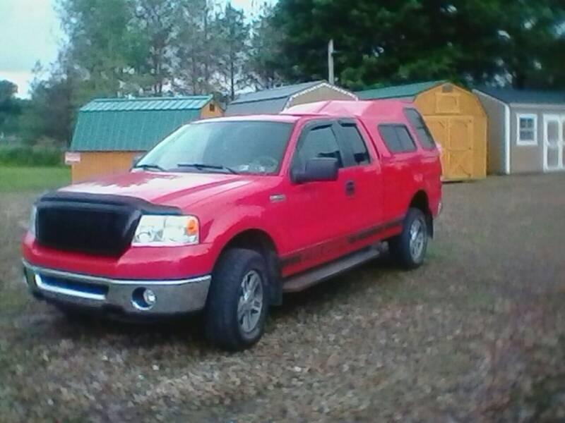 2008 Ford F-150 for sale at Seneca Motors, Inc. (Seneca PA) - SHIPPENVILLE, PA LOCATION in Shippenville PA