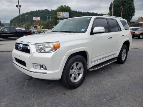 2013 Toyota 4Runner for sale at MCMANUS AUTO SALES in Knoxville TN