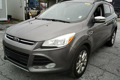 2013 Ford Escape for sale at Klassic Cars in Lilburn GA