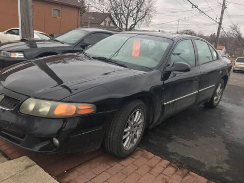 2003 Pontiac Bonneville for sale at Geareys Auto Sales of Sioux Falls, LLC in Sioux Falls SD