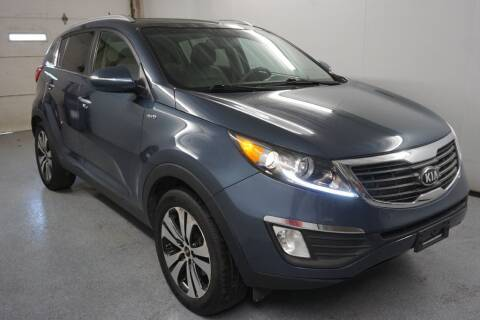2013 Kia Sportage for sale at World Auto Net in Cuyahoga Falls OH