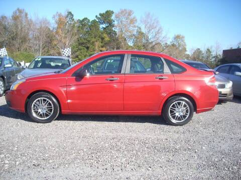 2010 Ford Focus for sale at Car Check Auto Sales in Conway SC