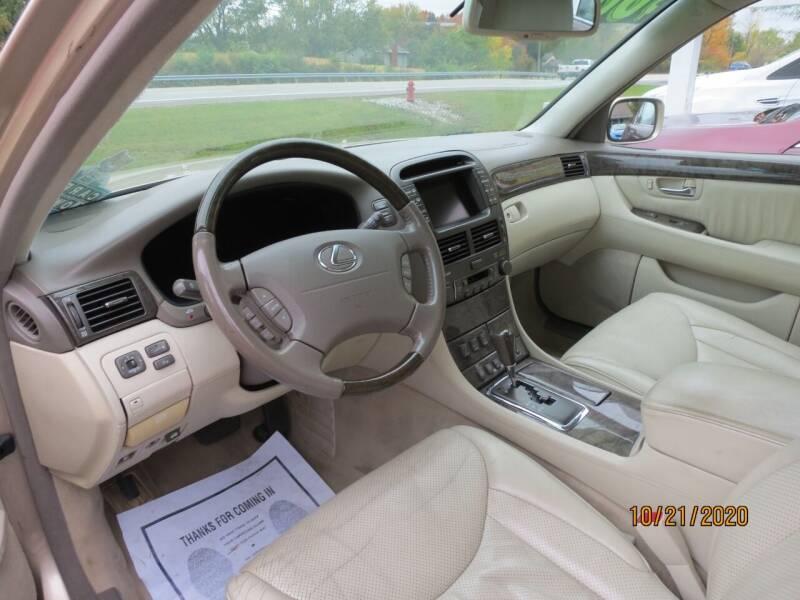 2001 Lexus LS 430 4dr Sedan - Reynoldsburg OH