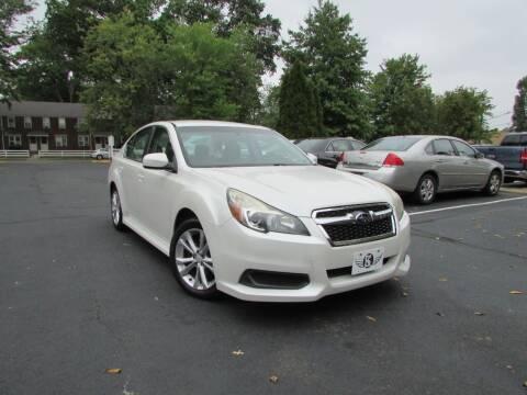 2013 Subaru Legacy for sale at K & S Motors Corp in Linden NJ