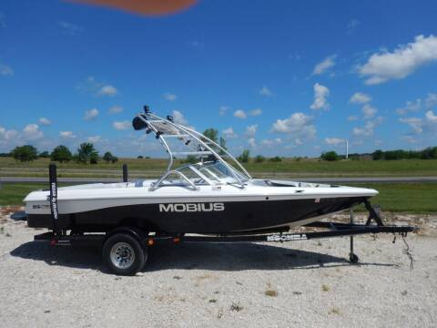 2001 moomba mobius for sale at All Terrain Sales in Eugene MO