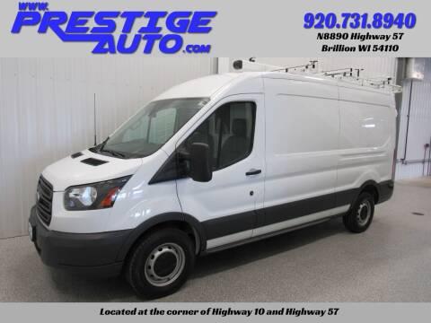 2018 Ford Transit Cargo for sale at Prestige Auto Sales in Brillion WI