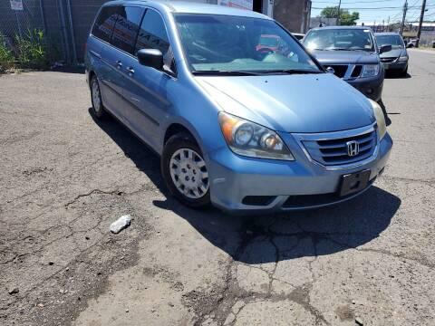2009 Honda Odyssey for sale at O A Auto Sale in Paterson NJ