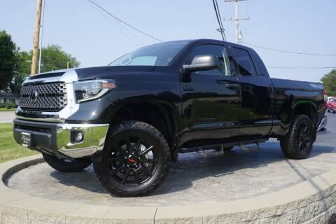 2021 Toyota Tundra for sale at Platinum Motors LLC in Heath OH