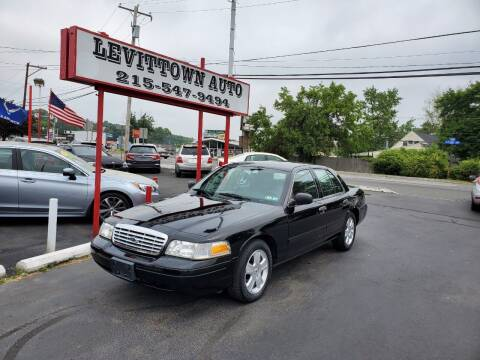 2011 Ford Crown Victoria for sale at Levittown Auto in Levittown PA