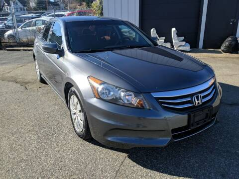 2012 Honda Accord for sale at Deals on Wheels in Nanuet NY