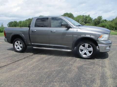 2010 Dodge Ram Pickup 1500 for sale at Crossroads Used Cars Inc. in Tremont IL