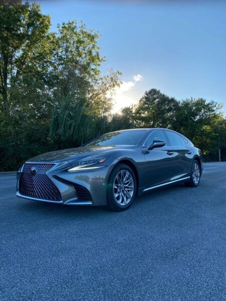 2019 Lexus LS 500 for sale at Z Motors in Chattanooga TN