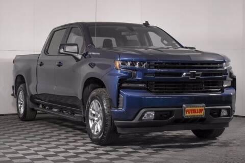 2020 Chevrolet Silverado 1500 for sale at Washington Auto Credit in Puyallup WA