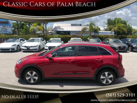 2017 Kia Niro for sale at Classic Cars of Palm Beach in Jupiter FL