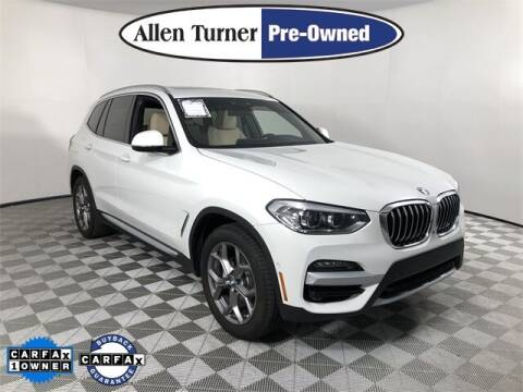 2020 BMW X3 for sale at Allen Turner Hyundai in Pensacola FL