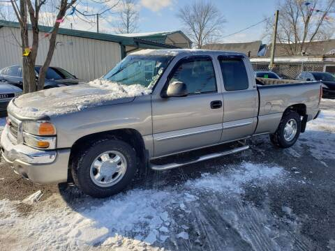 2003 GMC Sierra 1500 for sale at BBC Motors INC in Fenton MO