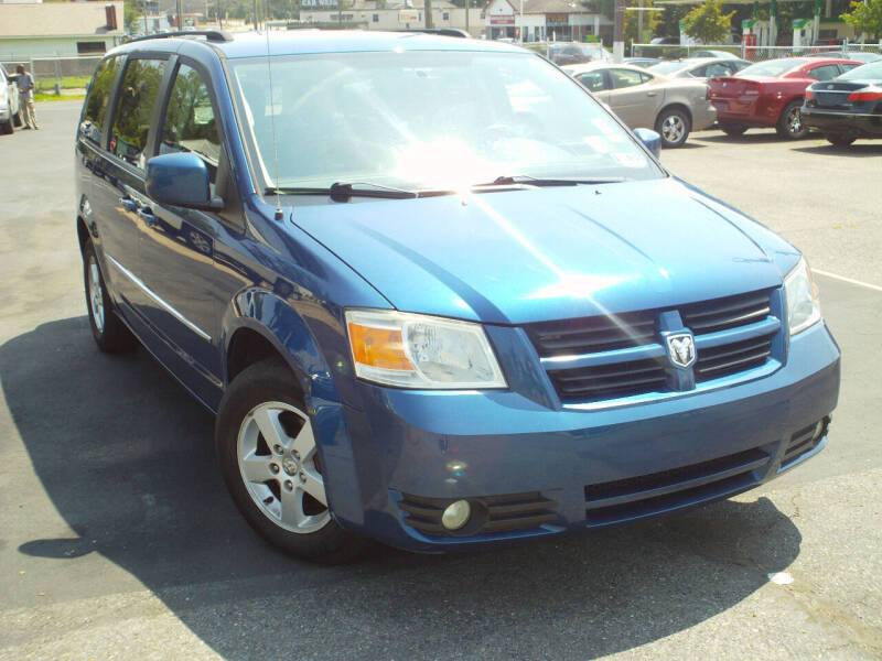 2010 Dodge Grand Caravan for sale at Marlboro Auto Sales in Capitol Heights MD