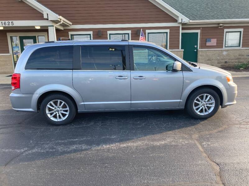 2019 Dodge Grand Caravan for sale at Auto Outlets USA in Rockford IL