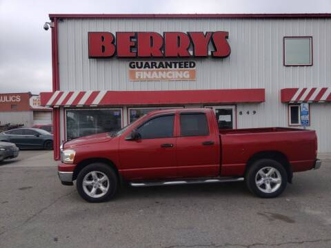 2006 Dodge Ram Pickup 1500 for sale at Berry's Cherries Auto in Billings MT
