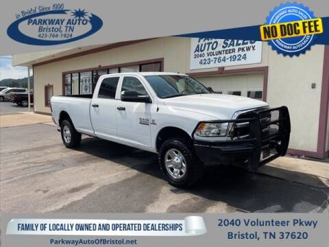 2017 RAM Ram Pickup 2500 for sale at PARKWAY AUTO SALES OF BRISTOL in Bristol TN