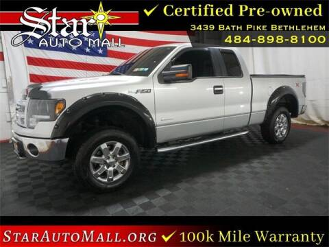 2014 Ford F-150 for sale at STAR AUTO MALL 512 in Bethlehem PA