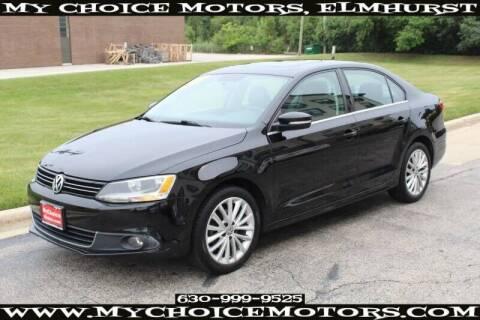 2013 Volkswagen Jetta for sale at My Choice Motors Elmhurst in Elmhurst IL