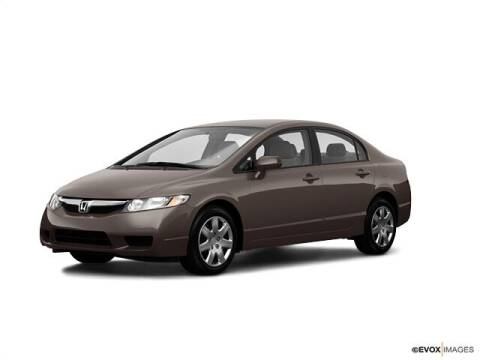 2009 Honda Civic for sale at CHAPARRAL USED CARS in Piney Flats TN