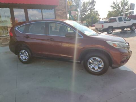2015 Honda CR-V for sale at 719 Automotive Group in Colorado Springs CO