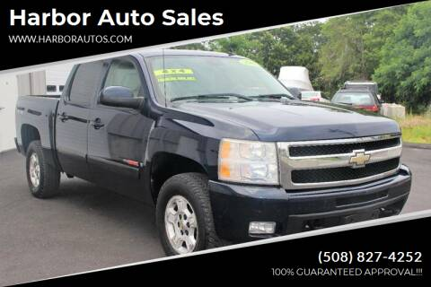 2007 Chevrolet Silverado 1500 for sale at Harbor Auto Sales in Hyannis MA