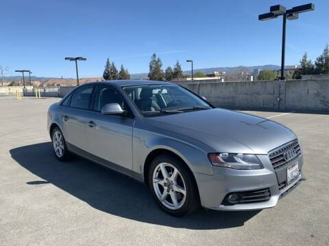 2009 Audi A4 for sale at PREMIER AUTO GROUP in Santa Clara CA