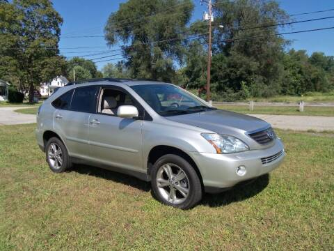 2006 Lexus RX 400h for sale at Red Barn Motors, Inc. in Ludlow MA