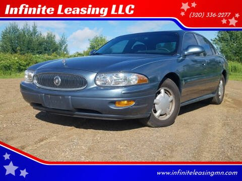 2000 Buick LeSabre for sale at Infinite Leasing LLC in Lastrup MN