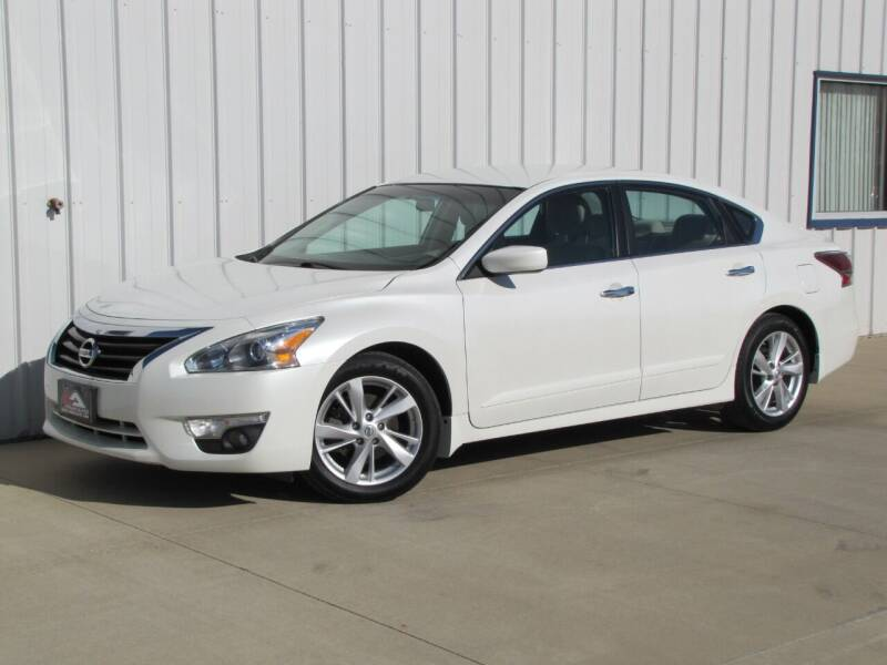 2015 Nissan Altima for sale at Lyman Auto in Griswold IA