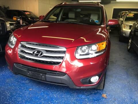 2012 Hyundai Santa Fe for sale at Affordable Cars in Kingston NY