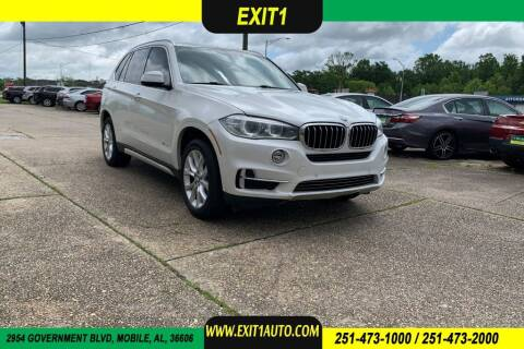 2014 BMW X5 for sale at Exit 1 Auto in Mobile AL