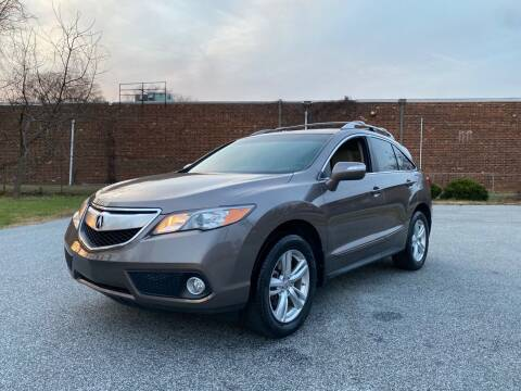 2013 Acura RDX for sale at RoadLink Auto Sales in Greensboro NC