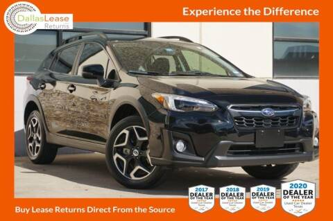 2018 Subaru Crosstrek for sale at Dallas Auto Finance in Dallas TX