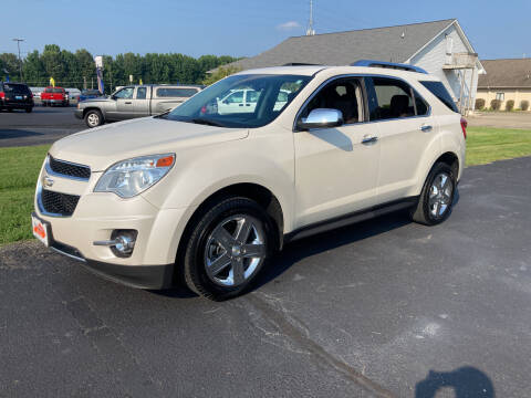 2015 Chevrolet Equinox for sale at McCully's Automotive - Trucks & SUV's in Benton KY