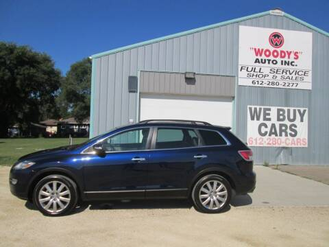 2008 Mazda CX-9 for sale at Woody's Auto Sales Inc in Randolph MN